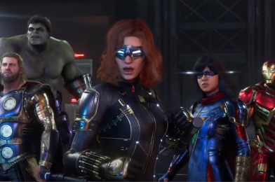 """VIDEO: Watch the Story Trailer for """"Marvel's Avengers: War Table"""" Video Game, Releasing September 4"""
