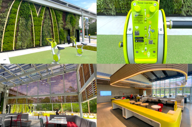 PHOTOS, VIDEO: Tour the New, Solar-Powered McDonald's Now Open at Walt Disney World