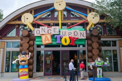 PHOTO REPORT: Disney Springs 6/3/20 (Retail and Restaurant Reopenings, New Loungefly Bag, Mask Availability, and More)