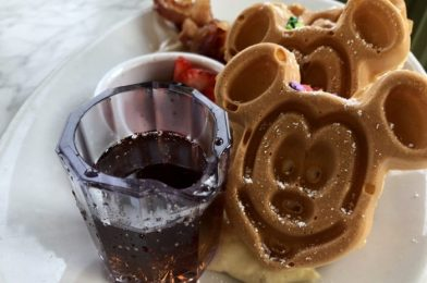 Bring Your Favorite Disney Breakfast Treat Wherever You Go! The MICKEY WAFFLES Phone Case is Now in Disney Springs