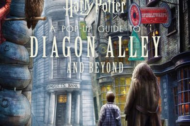 """""""Harry Potter: A Pop-Up Guide to Diagon Alley and Beyond """" by Matthew Reinhart is Available for Pre-Order"""