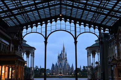 PHOTOS, VIDEO: Tokyo Disney Resort Releases Official Reopening Video