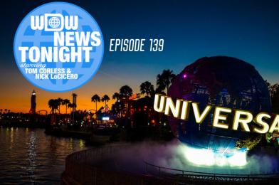 TONIGHT on WDW News Tonight (6/4/20): Universal Orlando Reopens, Disney Parks Pursuit, and Ranking Animal Kingdom Music