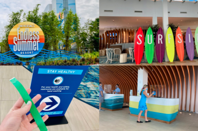 PHOTOS: Universal's Endless Summer Resort – Surfside Inn and Suites Reopens After COVID-19 Closure