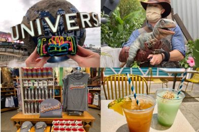 UPNT Weekly Recap: Universal Orlando Resort Reopens with Social Distancing Measures in Place, Construction Updates, and More
