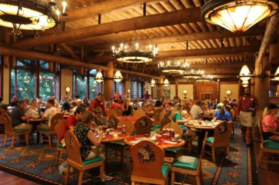 Walt Disney World Recalls Select Resort Hotel Restaurant Cast Members, Revealing Table Service and Counter Service Venues Likely to Reopen in June 2020