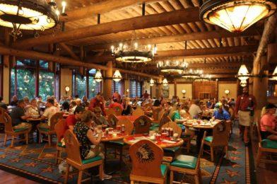 Walt Disney World Restaurants that will be Open Starting June 22nd