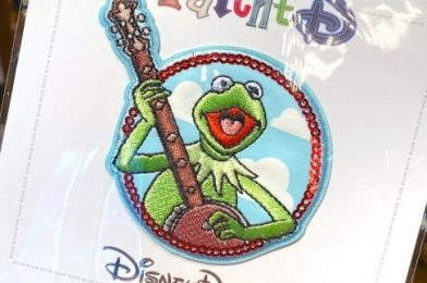 You're SEW Gonna Want These Adorable New Patches We Spotted at Disney World!