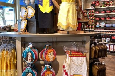 New Disney Kitchen Collection is Full of Character
