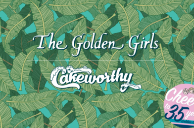 SNEAK PEEK! This NEW Golden Girls Collection From Cakeworthy Is Killer!!