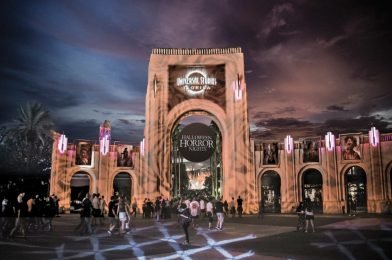 Universal Orlando Resort Announces New Halloween Horror Nights Hotel & Ticket Package Deal for Annual Passholders, Including Commemorative Pin