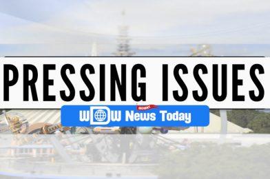 TONIGHT: Pressing Issues – The Magic Kingdom and Disney's Animal Kingdom Theme Parks Reopen at Walt Disney World Resort (7/12/20)