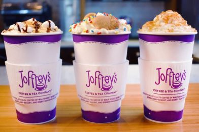 Joffrey's Coffee Is Celebrating Their Anniversary by Gifting US a DEAL in Disney Springs!