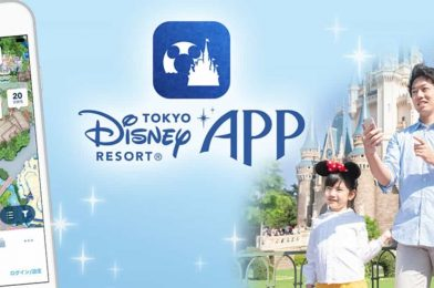 Tokyo Disney Resort App Now Available in US and International App Stores