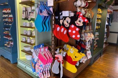 We Already Have 999 Disney World Christmas Stockings But There's Room For 1 More!