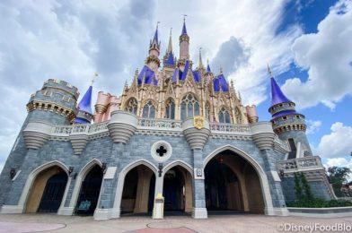 What's New at Magic Kingdom: Frozen Lollipops, TRON Construction, and Tie-Dye Spirit Jerseys!