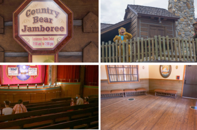 PHOTOS: The Country Bear Jamboree Reopens with Limited Seating for Social Distancing at the Magic Kingdom