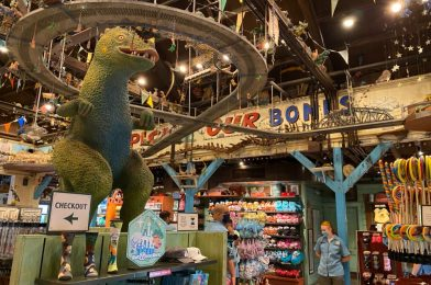 PHOTOS: Chester and Hester's Dinosaur Treasures Reopens at Disney's Animal Kingdom with Health and Safety Reminders