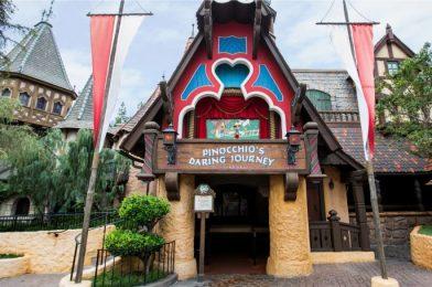 Disneyland's Pinocchio's Daring Journey — Better Know an Attraction