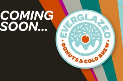 Permit Filed for Build-Out of Everglazed Donuts & Cold Brew at Disney Springs