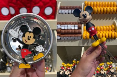 PHOTOS: New Mickey Mouse Whisk and Sink Strainer Whip Up Fun in Disney Springs