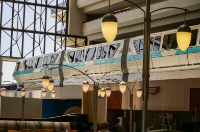 Walt Disney World Monorail Transportation to Partially Resume July 11; Additional Transportation Updates Released