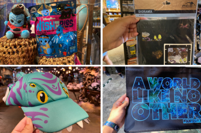 PHOTOS: Even More New Merchandise Flies Into Windtraders at Pandora – The World of Avatar at Disney's Animal Kingdom