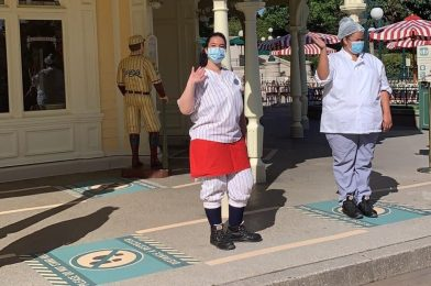 Loophole Allows Some Guests with Disabilities to Go Maskless at Disneyland Paris