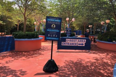PHOTOS: New U-Rest Area Debuts at Seuss Landing in Universal's Islands of Adventure