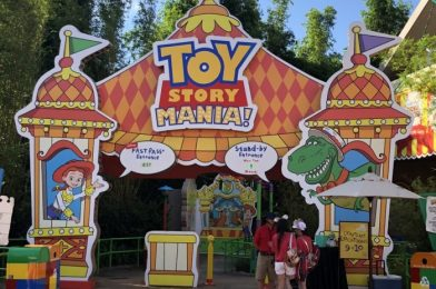 Hurry! Disney's NEW Toy Story Mania Wishables are Back in STOCK!