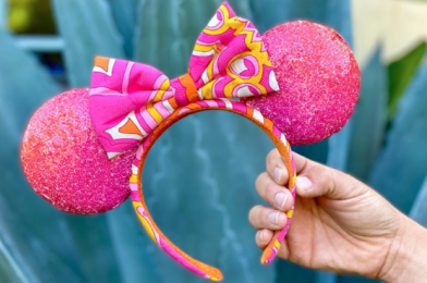 The NEW Trina Turk Designer Minnie Ears are Now Available Online!