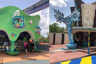 PHOTOS: Moose Juice, Goose Juice and More Food Locations Reopen at Universal's Islands of Adventure