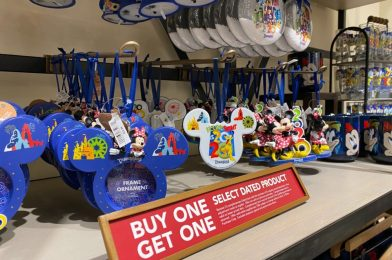 PHOTOS: NEW Buy One, Get One Free Offer on Select 2020 Merchandise at Disneyland Resort