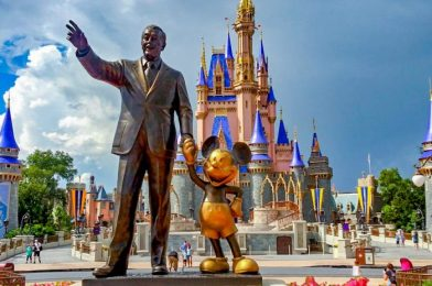 It's BACK! One of Our FAVORITE Floats Has Returned to Disney World!