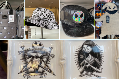 """PHOTOS: New """"The Nightmare Before Christmas"""" Merchandise Give us Chills at the Disneyland Resort"""