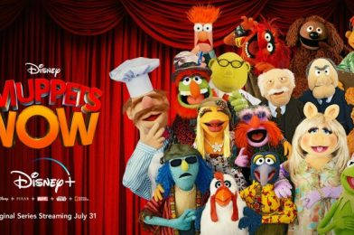 It's Time to Raise the Curtain on the NEW Muppets Profile Icons Available on Disney+!