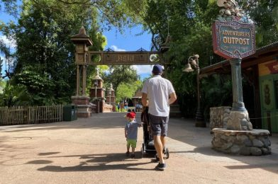Tips for Traveling to Walt Disney World with a Toddler in 2020