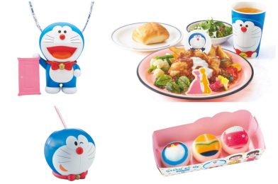 """PHOTOS: Adorable """"Stand By Me Doraemon 2"""" Food Coming August 4th to Universal Studios Japan"""