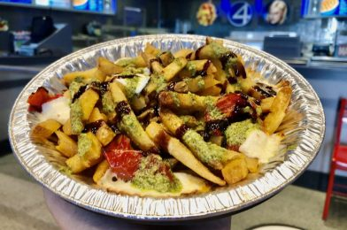 REVIEW: Annual Passholder Margherita Pizza Fries Will Tide You Over Until the Next Halloween Horror Nights at Universal Orlando Resort
