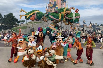 BREAKING: Jungle Book Jive Show Debut Delayed at Disneyland Paris After 2 Cast Members Test Positive for COVID-19