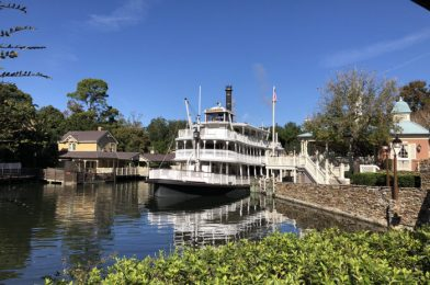 The Liberty Square Riverboat in Magic Kingdom is Scheduled to Close for Refurbishment in August!