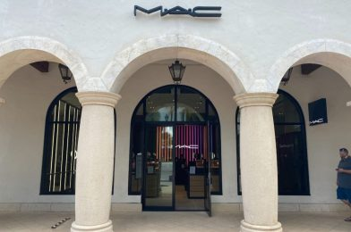 PHOTOS: MAC Reopens at Disney Springs with New Social Distancing Measures