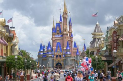 PHOTO REPORT: Magic Kingdom 7/25/20 (Large Crowds and Long Lines, Characters Galore, New Merchandise, and More)
