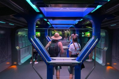 PHOTOS: Plexiglass Dividers Added to Resistance Transport Pre-Show for Star Wars: Rise of the Resistance at Star Wars: Galaxy's Edge at Disney's Hollywood Studios