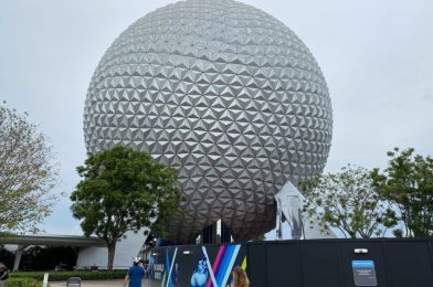 PHOTO REPORT: EPCOT 8/19/20 (Exploring The Seas, Limited Edition Pins, Construction Updates on MouseGear, Play! Pavilion, and More)