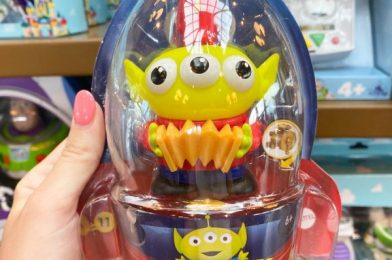 The Toy Story Aliens Are BACK With More Disney Remix Merch!