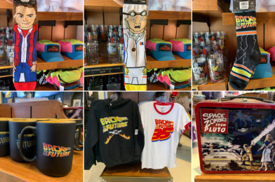 PHOTOS: Celebrate Back to the Future's 35th Anniversary with Merchandise from Universal Studios Hollywood