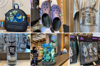 """PHOTOS: NEW """"The Haunted Mansion"""" Merchandise Collection Will Make You Scream with Delight at Disneyland Resort"""