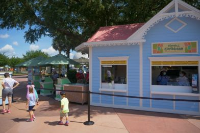PHOTOS: Islands of the Caribbean Booth Now Only Open on Saturdays at the Taste of EPCOT International Food & Wine Festival 2020