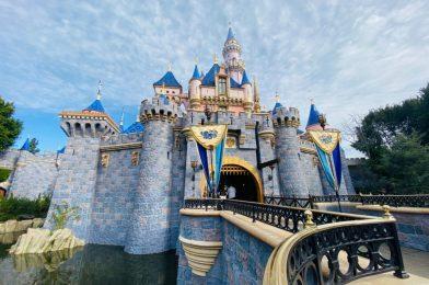 Disneyland Resort Hotels No Longer Accepting New Reservations Until September  1st